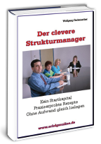 Cover: »Der clevere Strukturmanager«