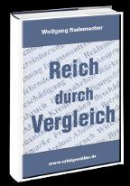 Cover: »Reich durch Vergleich«
