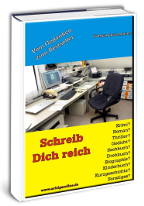 Cover: »Schreib Dich reich«
