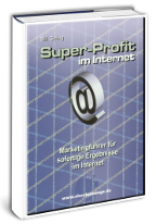 Cover: »SuperProfit im Internet«