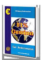 Cover: »81% Gewinn für Jedermann«