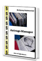 Cover: »AntragsManager«