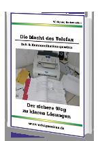 Cover: »Die Macht des Telefax«