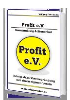 Cover: »Eigenen Verein gründen«