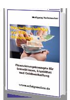 Cover: »Kapitalbeschaffung aus TOP Geldquellen«