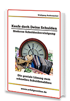 Cover: »Kaufe doch Deine Schulden«