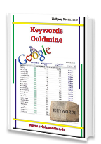 Cover: »Keywords Goldmine«