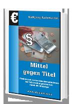 Cover: »Mittel gegen Titel«