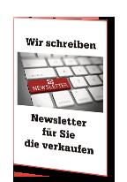 Cover: »Newsletter-Schreibservice«
