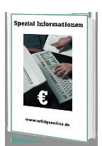 Cover: »Spezial Informationen«