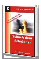 Cover: »Schach dem Schuldner«
