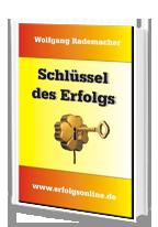 Cover: »Schlüssel des Erfolgs«