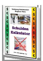 Cover: »Der Schuldenkalkulator«