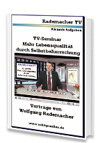 Cover: »Selbstbeherrschung TV«