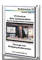Cover: »Selbstbeherrschung TV«