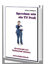 Cover: »Sprechen wie ein TV-Profi«