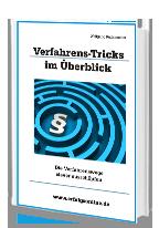 Cover: »Verfahrenstricks im Überblick«