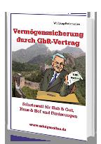 Cover: »Vermögenssicherung durch GbR-Vertrag«